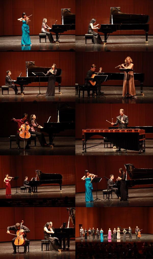 音乐学院创院庆典音乐会 - 毛川 - 清 曲 琴 远